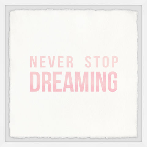 Never Stop Dreaming VII