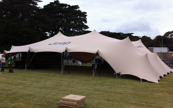 & Stretch Tents - Clearance tent packages - UK Stretch Tents