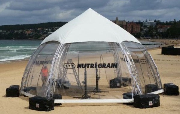 MEGA Dome - Stretch Tent Truss Stage : dome tents uk - memphite.com