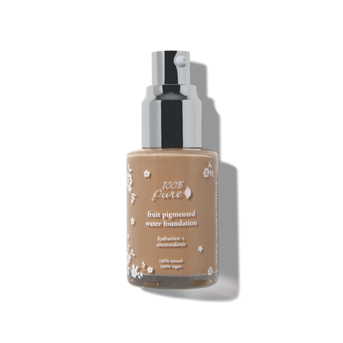 Fruit Pigmented Water Foundation: Toffee