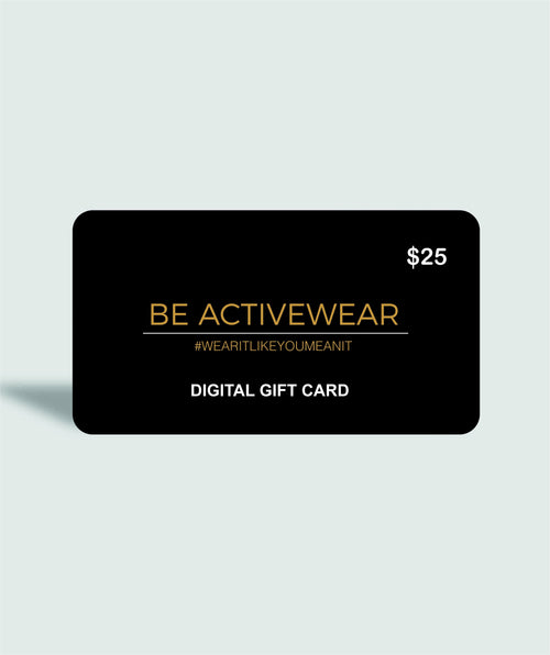 Gift Card - Be Activewear