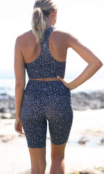 Star Dust Racer Back Bra - Be Activewear