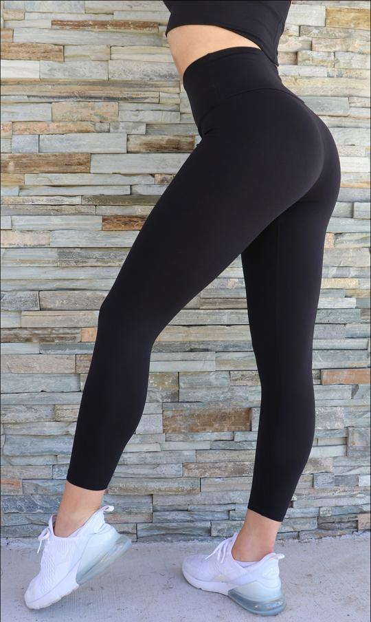 Midnight Body Contouring Ultra High Waist Leggings - Be Activewear