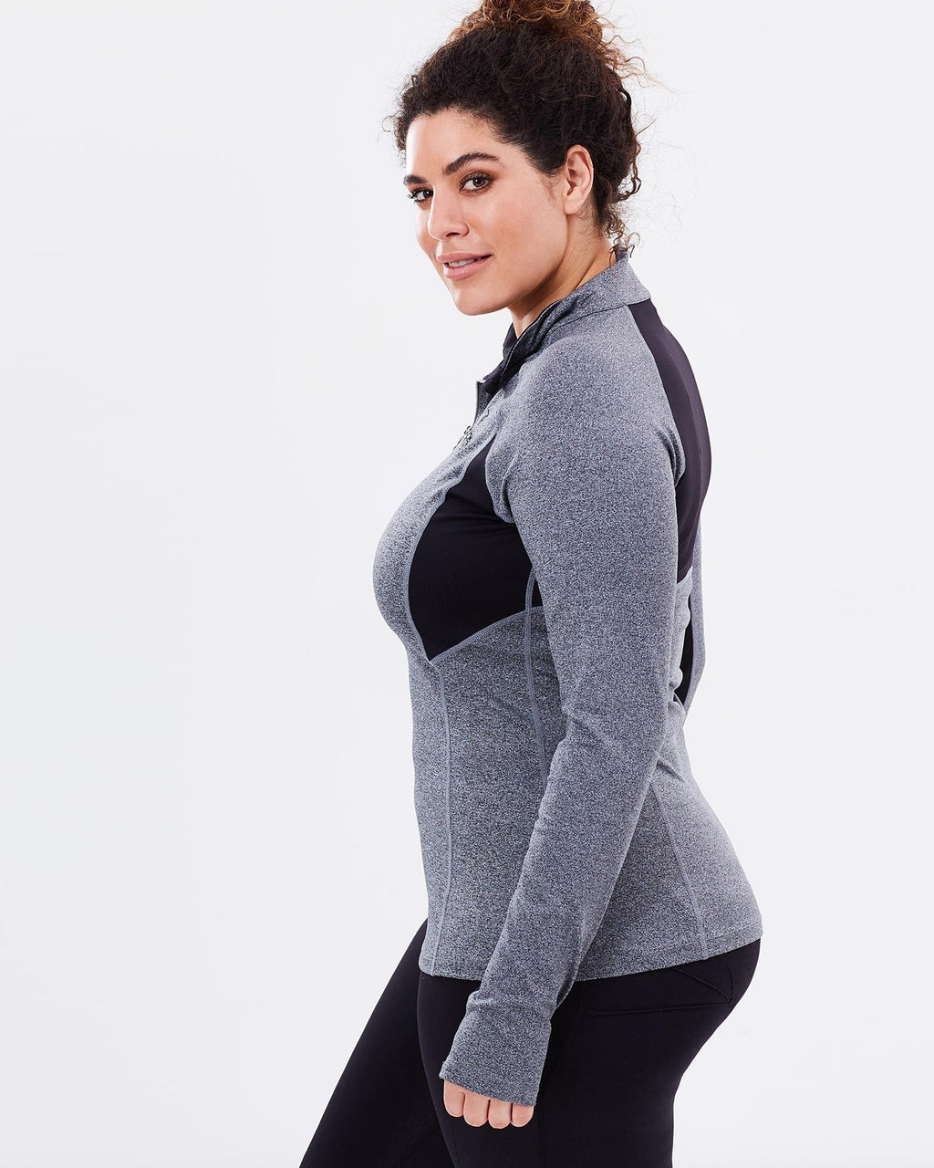 Summit Long Sleeve Top - Be Activewear