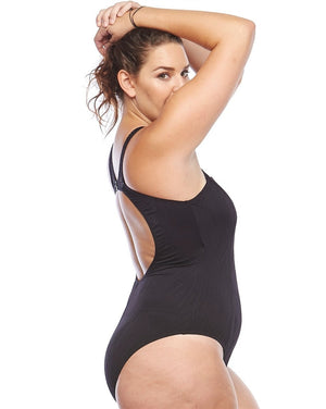 Curvy Chic Swimmers Lovin Lace Swimsuit