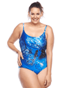 Sea Spray One Piece - Be Activewear