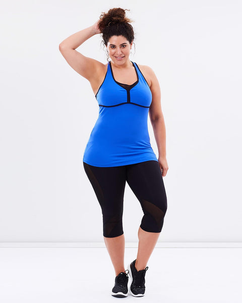 Curvy Chic Tanks Power Tank