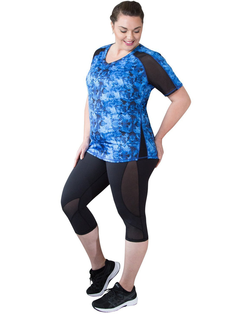 Spirit Short Sleeve Top - Be Activewear