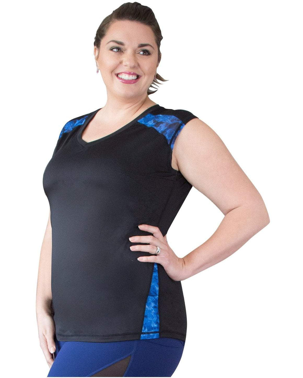 Verve Sleeveless Top - Be Activewear