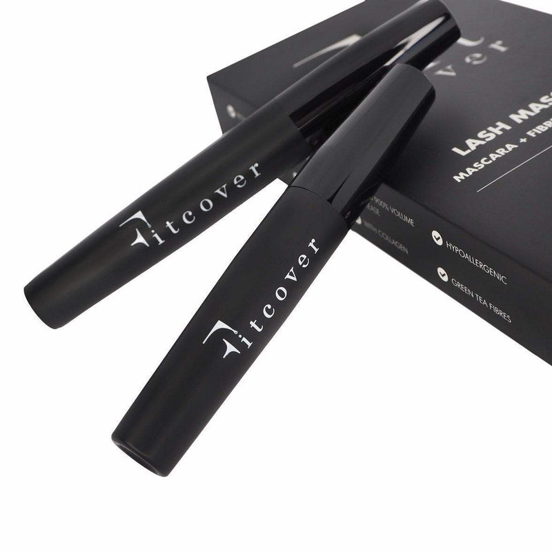Fitcover Makeup Lash Mass Kit - Fibre Lash Mascara