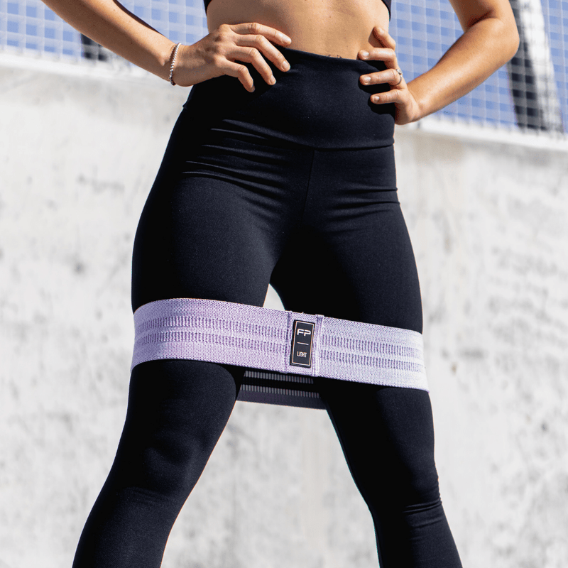 SUPER GLUTE BAND - LIGHT - Be Activewear