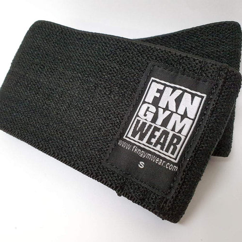 Gym Booty Band | Black - Heavy - Be Activewear