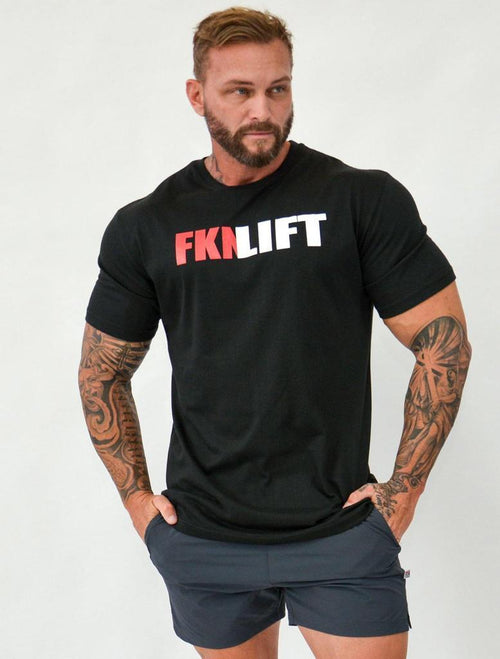FKN Tshirt FKNLIFT | Men's Gym T-Shirt