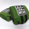 FKN Wrist Wraps | Khaki - Be Activewear
