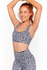 Leopard Crop - Be Activewear