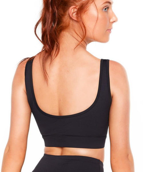 Low Back Crop - Be Activewear