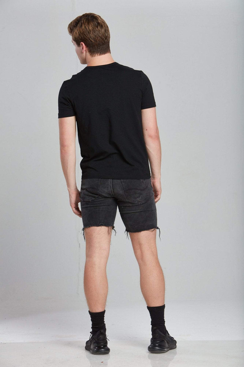 BLACK GOAT CLASSIC T-SHIRT (UNISEX) - Be Activewear