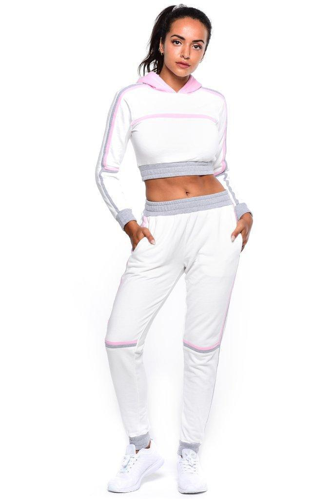 The Hera Track Jumper - Be Activewear