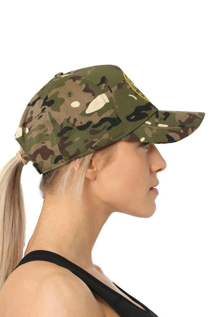 Humble Apparel caps Cap humble athlete a-frame - camo