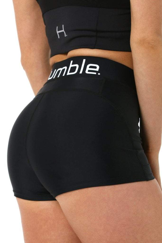 Curve Shorts - Be Activewear