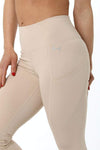 Capsule Leggings - Nude - Be Activewear