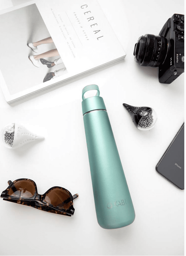 Mint Kabi Bottle 400ml - Be Activewear