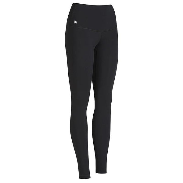 Kula Athletic Compression tights Havana  Compression Legging in Black