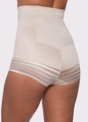 High Waist Shaping Brief  - Nude - Be Activewear