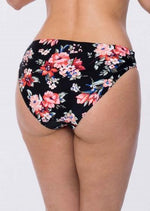 Reversible Floral Brief - Be Activewear