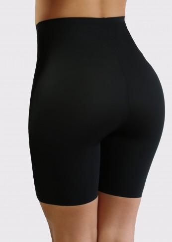 Everyday Micro Fibre No VPL Shaping Short - Black - Be Activewear