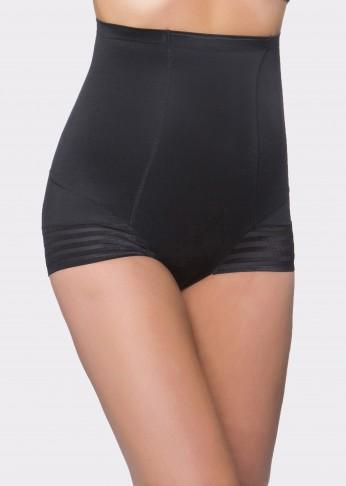 High Waist Shaping Brief  - Black - Be Activewear