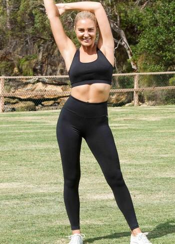 Recycled Full Length Shaping Legging - Be Activewear