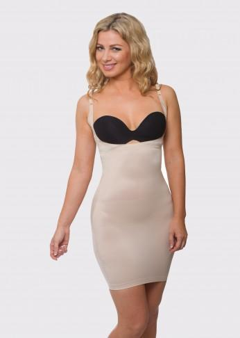 Underbust Shaping Slip - Nude - Be Activewear