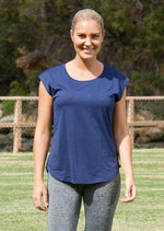 Racer Back Tee - Be Activewear