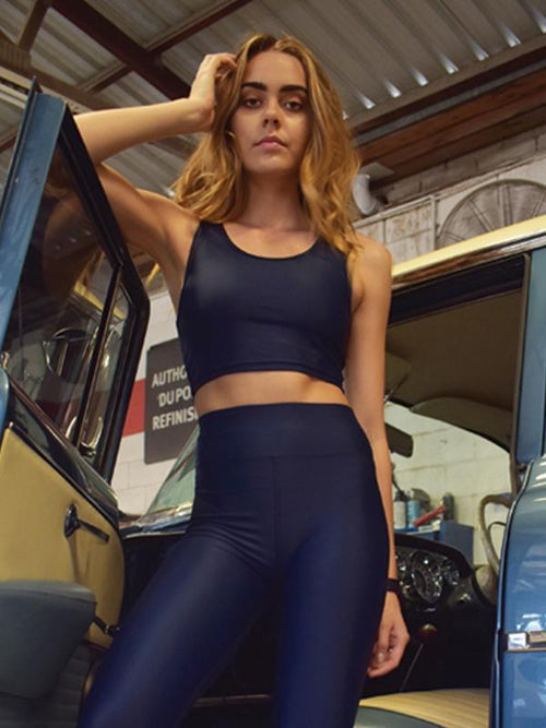Thunder Stella Crop - Be Activewear