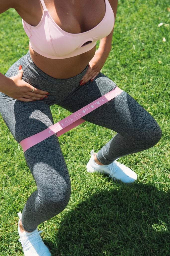 Booty Bands (Plus FREE workout eBook) - Be Activewear