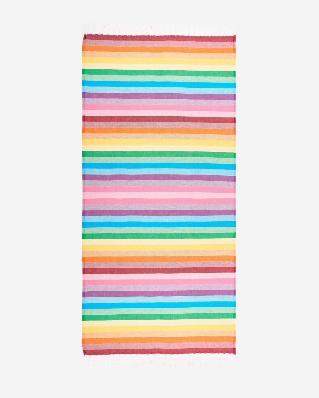 Barbados Towel Rainbow - Be Activewear