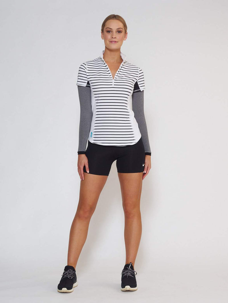 FLARE MUV Tube Sleeve - Grey - Be Activewear
