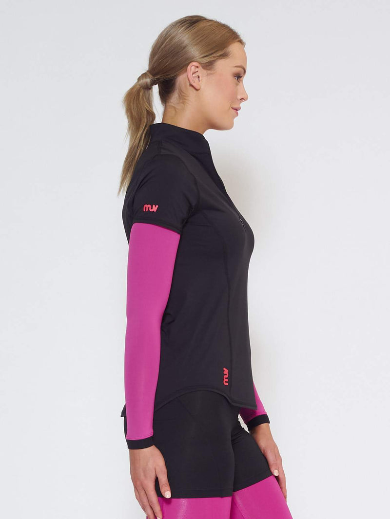 FLARE MUV Tube Sleeve - Purple - Be Activewear