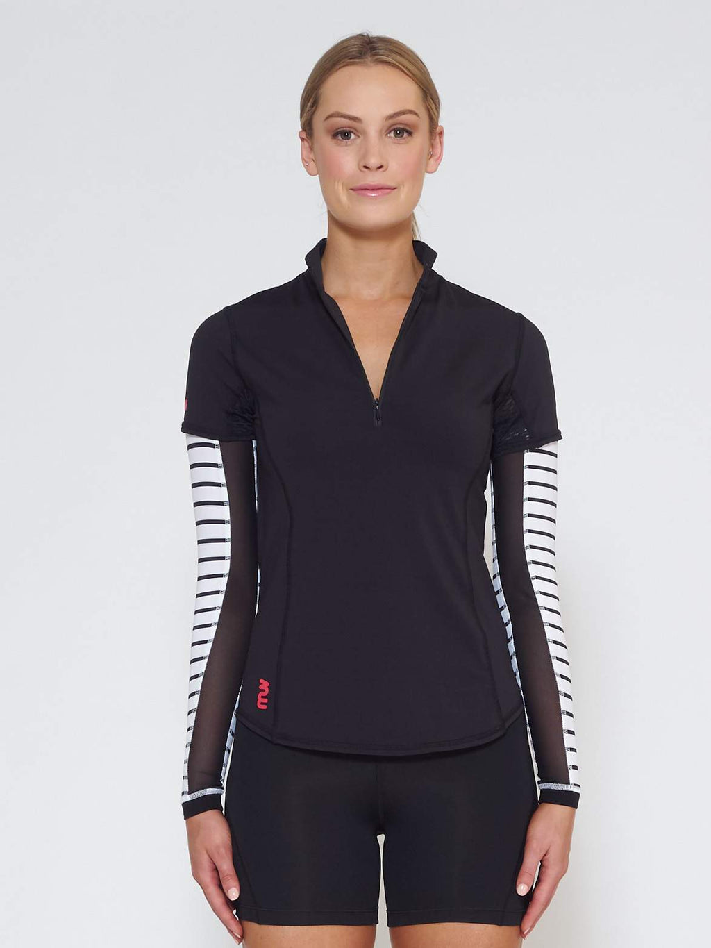 MUV Sportswear accessories FLARE MUV Tube Sleeve With Mesh - Stripe
