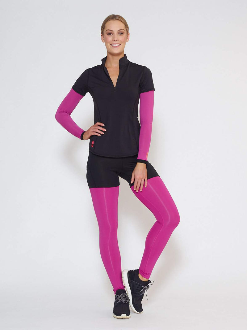 MERCURY MUV Tube 7/8 - Purple - Be Activewear
