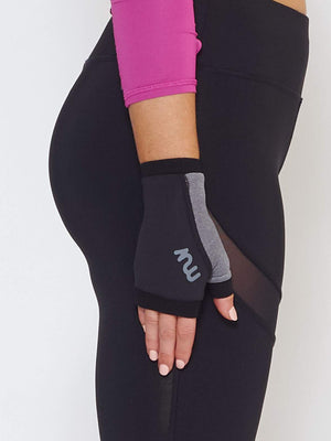 MUV Sportswear accessories Ozone Gluv - Black