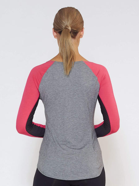DRIFT Long-Sleeve Top - Be Activewear