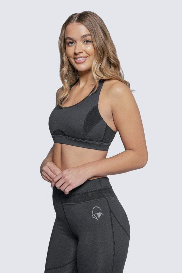 WHEREVER YOU WANDER SPORTS BRA - Be Activewear