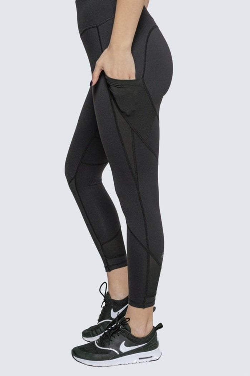 INNER ZEN BLACK LEGGINGS - Be Activewear