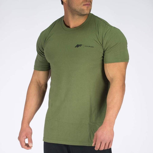 ESSENTIAL TEE - CAMO - Be Activewear