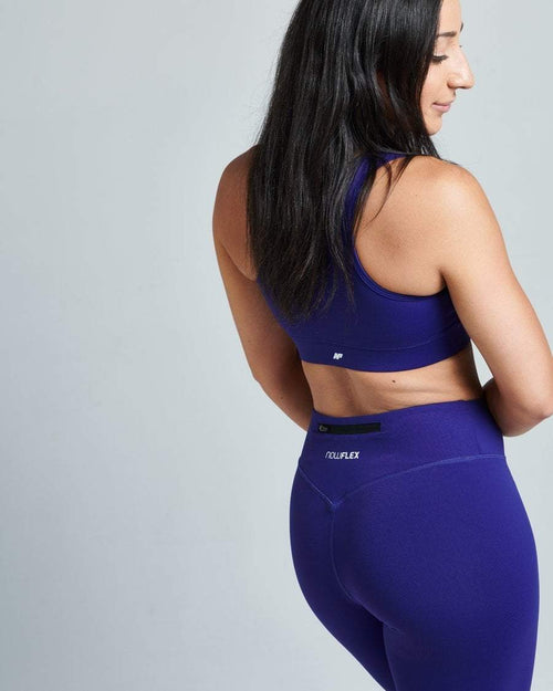Activate Leggings - Royal Blue - Be Activewear