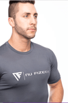 HIS SIGNATURE TEE - Grey - Be Activewear