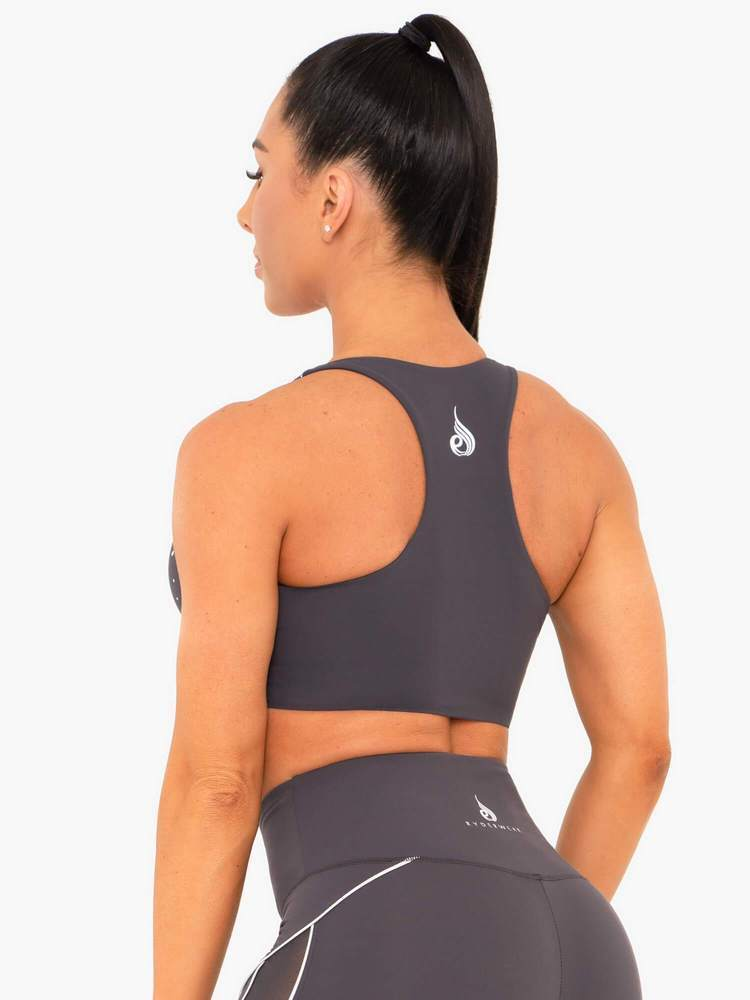 LUNAR LUXE SPORTS BRA PERISCOPE - Be Activewear