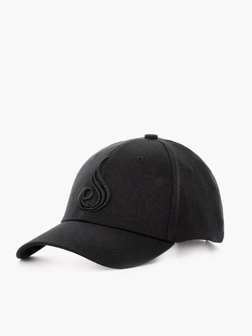 Ryderwear Hat RYDERWEAR CAP - BLACK